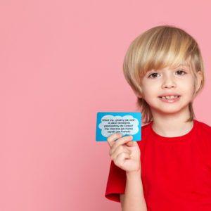 Obiadogadki rozpoczęcie konwersacji gra dla dzieci